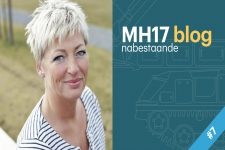 Nabestaande Ria blogt over het MH17-proces: 'Nou pap en mam… We houden vol'