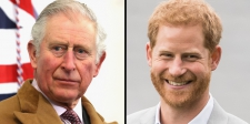 >Prince Charles 'Extends Olive Branch' to Harry on Archie's Birthday
