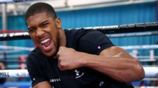 >Wembley would be ideal for Fury fight, says Joshua