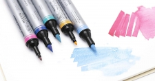 >8 Best Watercolor Marker Sets for Beginners and Professionals