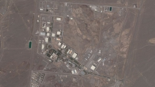 >Iran state television names suspect in attack that damaged centrifuges at Natanz nuclear site, says he fled the country