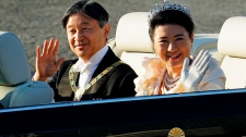 >Japan emperor's 60th birthday overshadowed by virus fears