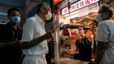 >Singapore governing party set to extend power in elections