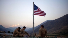 >Survey: Nearly half of Afghans want US troops out after deal
