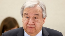 >UN chief warns COVID-19 threatens global peace and security