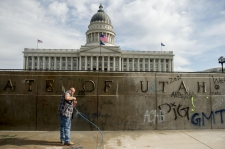>The Latest: California closes all downtown state buildings