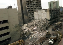 >Victims of 2 African embassy bombings await US court case