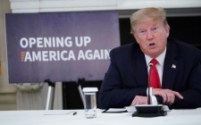 >Trump cuts ties with WHO as pandemic grips Latin America