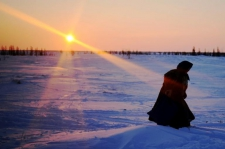 >Secluded Arctic region rejects Putin in rare protest