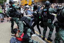 >Timeline: Key dates in Hong Kong's anti-government protests