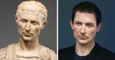 >Here's What Julius Caesar And Others Would Look Like Today (30 Pics)