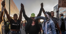 >George Floyd Updates: Buildings Ablaze in Minneapolis as Protests Continue Nationwide