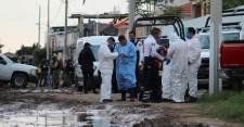 >Mexican Officials Blame Cartel Turf War for Mass Killing